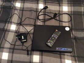 DVD player,