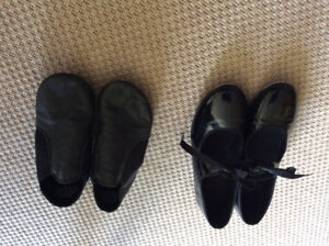 Jazz Shoes Tap Shoes $20 each pair