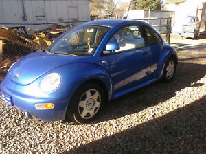 1998 Volkswagen New Beetle Coupe (2 door)