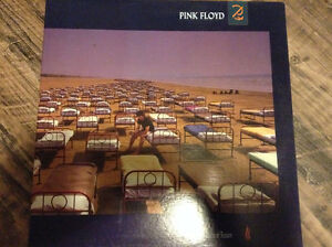 PINK FLOYD MOMENTARY LAPSE OF REASON VINYL LP