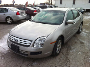2007 Ford Fusion Sedan  SAFETY +E TEST $ 5200 +HST