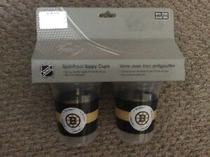 Boston Bruins Sippy Cups