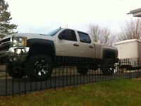 2008 chevy duramax crew cab 4wd 2500hd