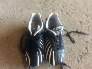 Soccer cleats toddler size 13