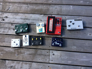 Great Boutique pedals