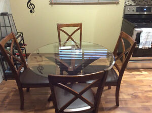Kitchener Table and Chairs