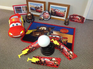 Cars room decorations for kids