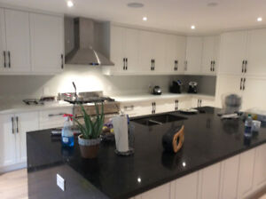 $10,000 Contemporary style customized Kitchen Cabinets