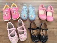 Girls shoes size 10 (28)