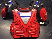 Wulfsport Motocross Bodyarmour Age 3-7 £15 ONO