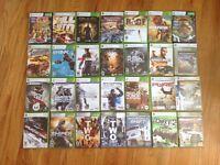 XBox 360 + Kinect + 2 manettes + trentaine de jeux
