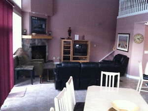 REDUCED Luxury 3300 sq ft family getaway with pool table and BBQ