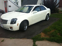 2003 Cadillac cts new engine and fresh new paint