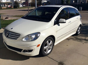 2007 Mercedes-Benz B200 Hatchback