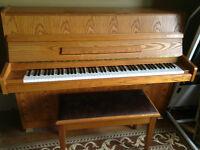 Piano - Oak - Like Brand New