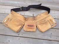 Mastercraft Leather Tool Belt