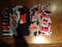 Boys Polar Fleece PJ's 12 months