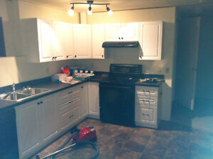 basement suite in SALMON ARM, $800 utilities included