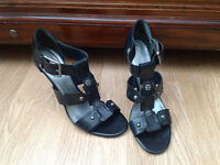 Marc Fisher Leather Shoes. Never Worn Outside. Size 8.5.