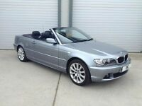 2005 BMW 3 Series 2.0 318Ci SE 2dr