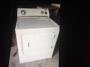 Whirlpool Dryer 3 years young