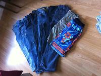 Size 12 boy jeans & shorts