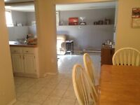 Large one bedroom available may 15 SHEDIAC
