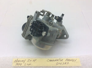 Parts for Mercury 20hp 1979