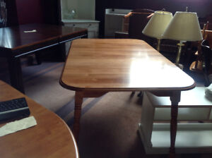 DINING TABLE FOR SALE - GOOD CONDITION - $125.00
