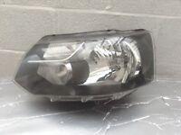 Vw t5 nearside front headlamp
