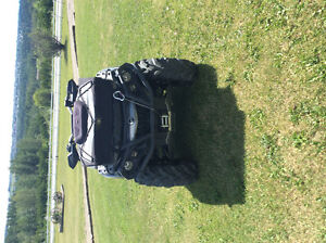 2013 Can-Am Outlander 1000 for sale or trade