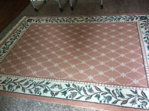 Different Area Rugs.