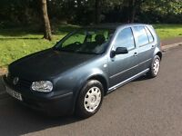 2000 Volkswagen Golf 1.6 SE-76,000-Full history-April 2017 mot-great value