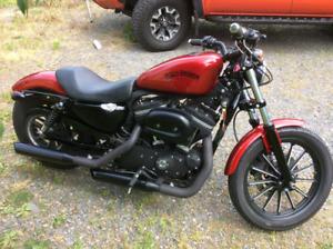 2012 Harley Davidson XL883N 'Iron'