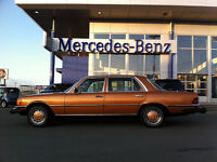 1975 Mercedes Benz 450 Sel (For Sale / Trade for Late Model Suv)