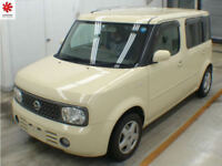 2007 (57) NISSAN CUBE CUBIC 1.5 S Automatic 7 Seater MPV Vanilla 4x4 4WD