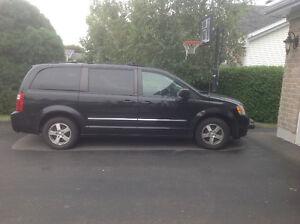 2008 Dodge Caravan Fourgonnette, fourgon