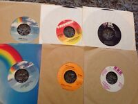 """32x Country and western 7"""" singles"""