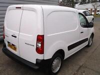 2011 Peugeot Partner 850 S 1.6 HDi 90 Van 5 door Panel Van