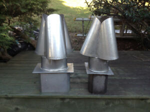 Metal Chimney Caps