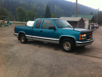 88-98 Chevy/GMC truck box