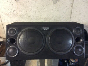 Car speakers - Sound System - $150 or B.O. or swap