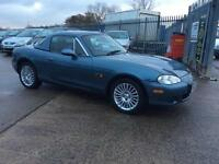 Mazda MX-5 1.6i Ltd Edn Arctic