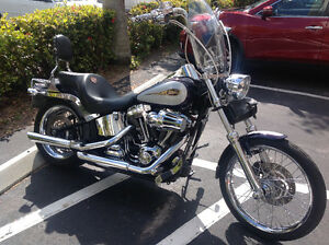 FXSTC softail costom 2009