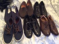 Job lot of men's shoes size 40/41