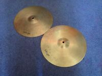 Stagg Hi Hat cymbals 14""