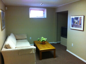 Suite for rent near the University of Alberta and an LRT station