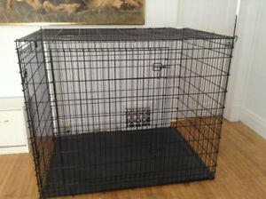 "XXL Dog crate gigantic (brand new) 54"" L - 37"" W - 45"" H"