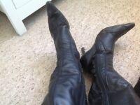 Used High heel boots