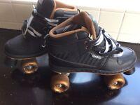 Roller skates (size 8)